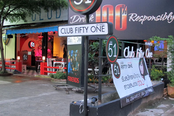 Club Fifty One (Manee Nopparat Rd)