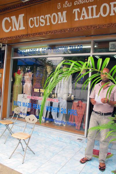 CM Custom Tailor (Rachapakinai Rd)