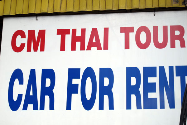 CM Thai Tour