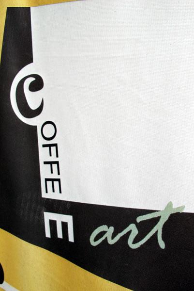 Coffee art @Jed Yod Greenery Hill (Baan Karnkonoke 3)