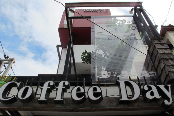 Coffee Day Coffee Shop