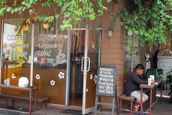 Coffee Station @Petronas Kod Cha Sarn