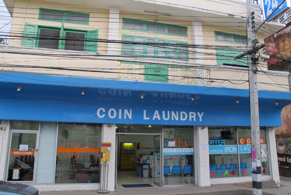 Coin Laundry (Chaiyaphoom Rd)