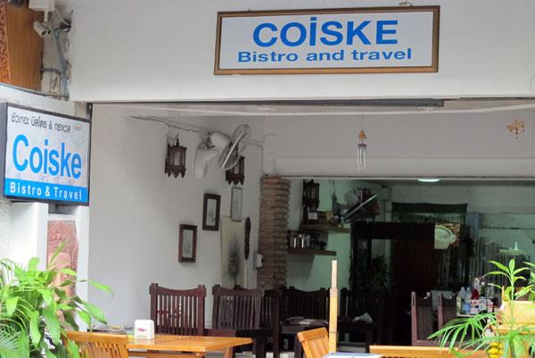 Coiske Bistro & Travel