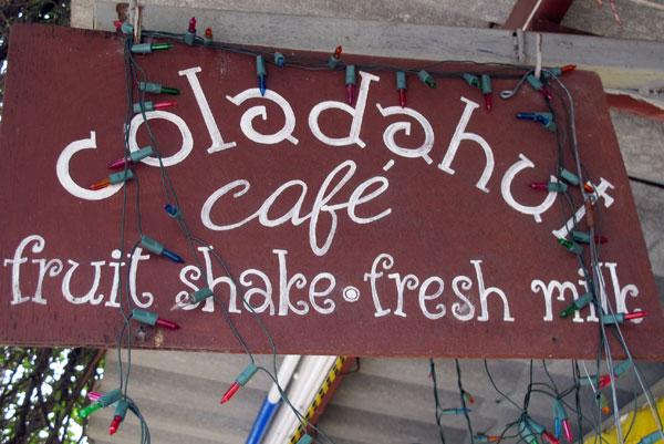 Colada Hut Cafe