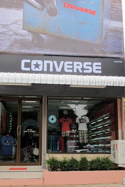 Converse (Suthep Rd)
