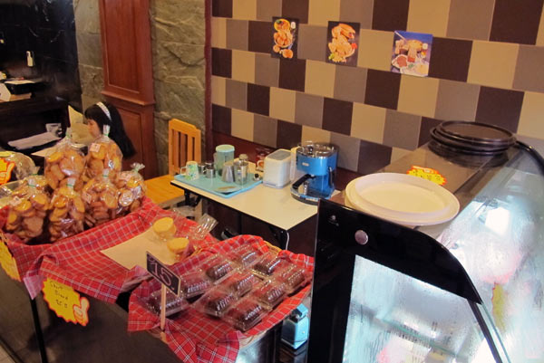 Crusty Bread Bakery @Chiang Mai Land