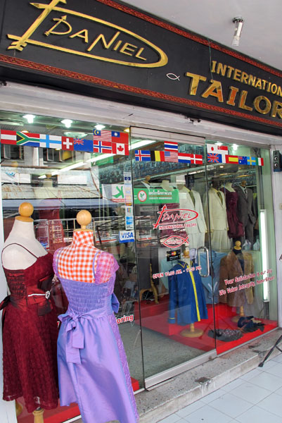 Daniel International Tailor