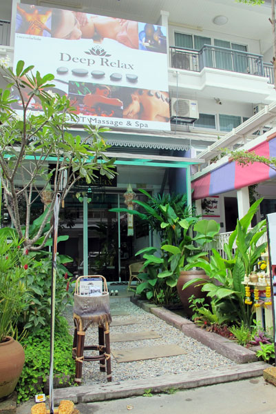 Deep Relax Spa (Ratchadamnoen Branch)