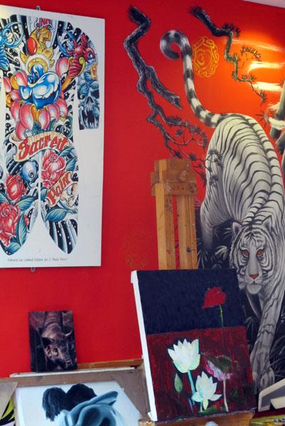 Dejavu Tattoo Studio 3 (Chang Moi Road)