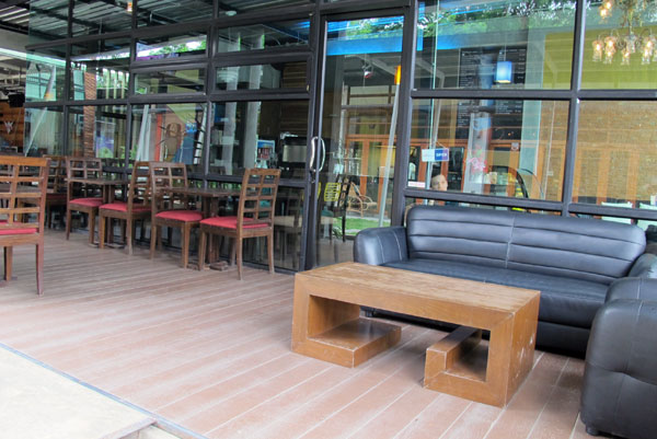 Design Studio Coffee @Loft Space