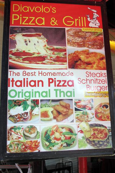 Diavolo's Pizza & Grill @Anusarn Market