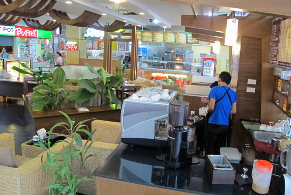 Doi Chaang Coffee @Kad Suan Kaew