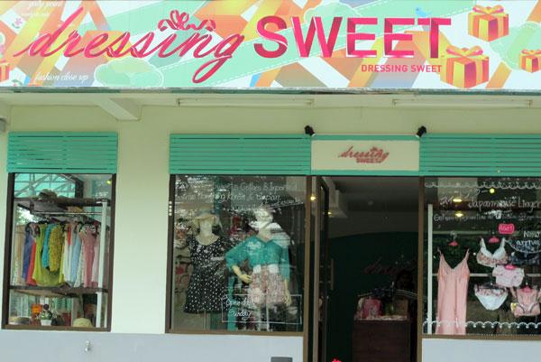 Dressing Sweet
