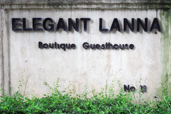 Elegant Lanna Boutique Guesthouse