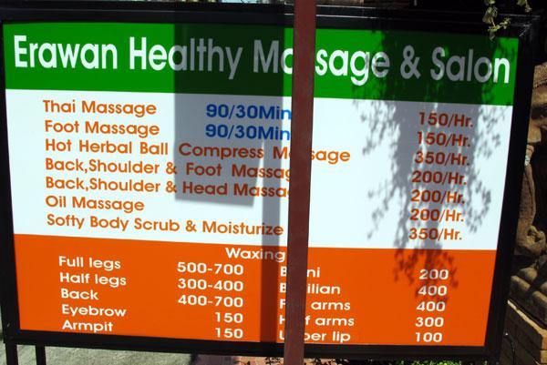Erawan Healthy Massage & Salon