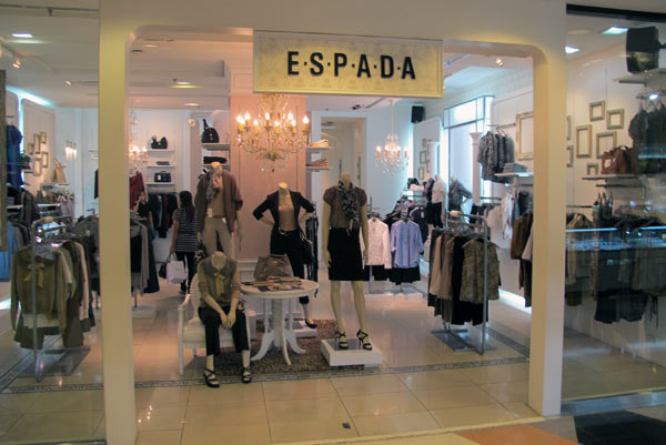 ESPADA @Central Airport Plaza