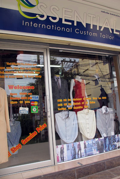 Essential Tailor
