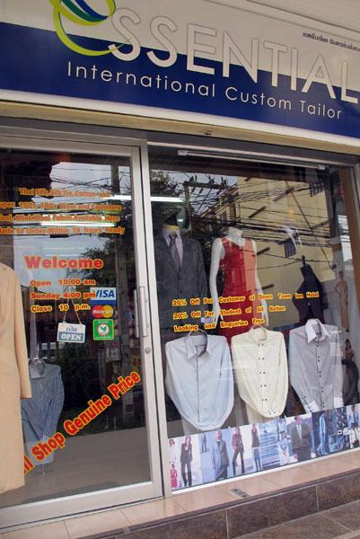 Essential Tailor