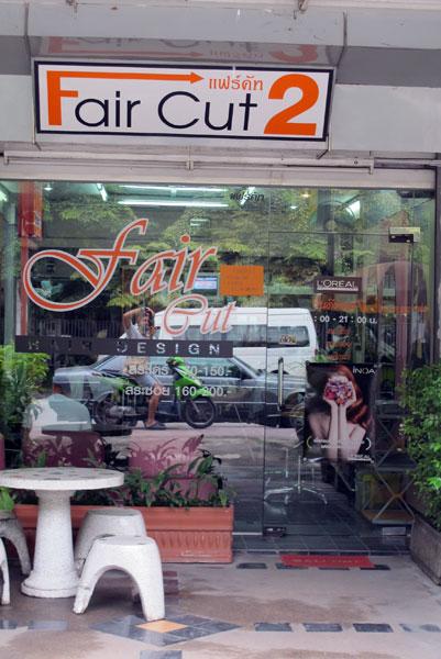 Fair Cut 2 Hair Design (Suthep Rd)