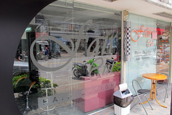 Fair Cut Hair Design (Nimmanhemin Rd)