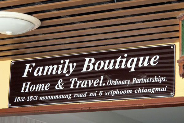 Family Boutique Home & Travel