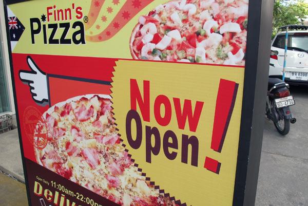 Finn's Pizza