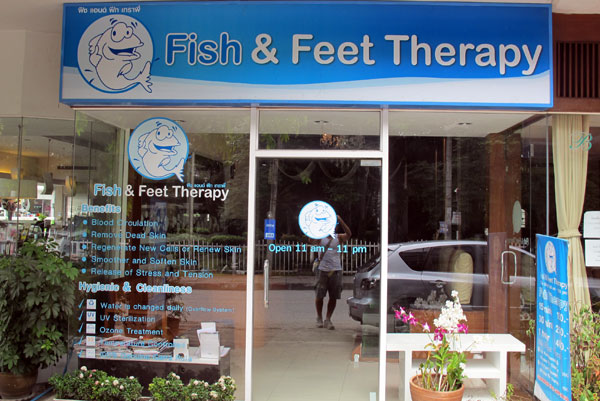 Fish & Feet Therapy