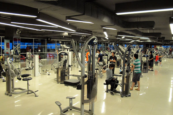 Fitness Thailand
