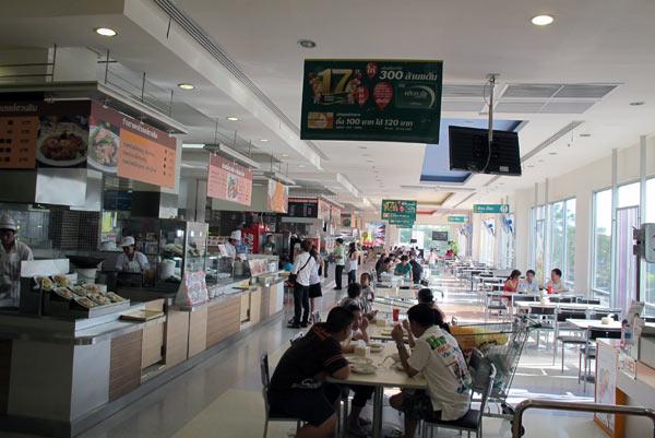 Food Court @Tesco Lotus Chiang Mai Kad Kamtiang