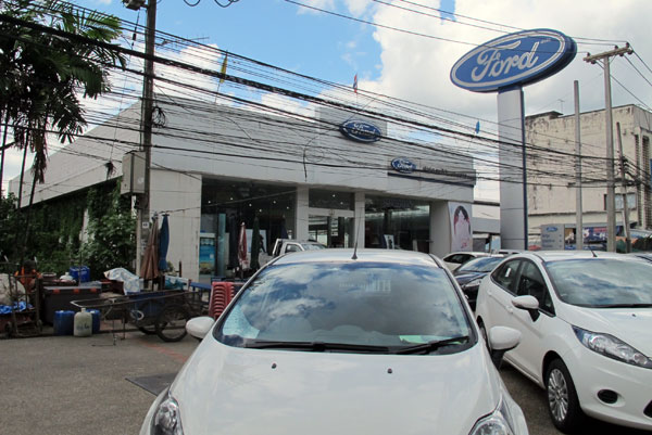 Ford (Manee Nopparat Rd)