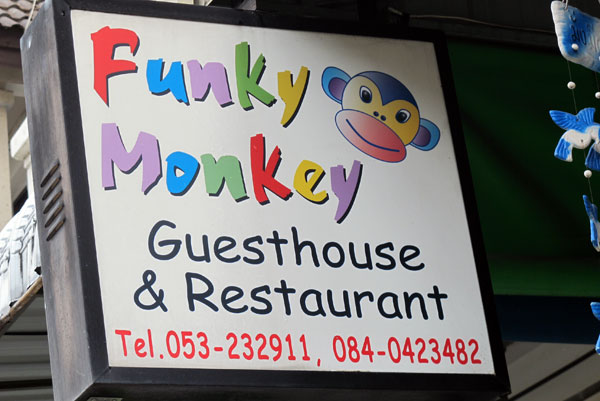 Funky Monkey Guest House