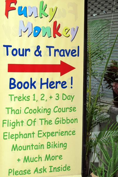 Funky Monkey Tour & Travel