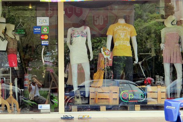 G Cover (clothes shop)