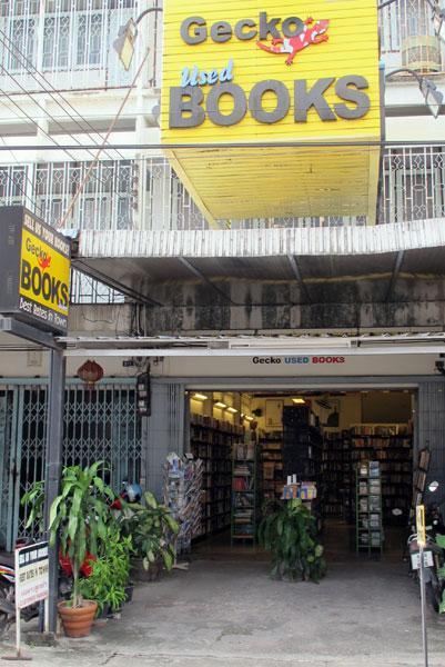 Gecko Books (Ratchamanka Rd)