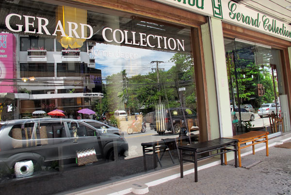 Gerard Collection (Showroom 1)
