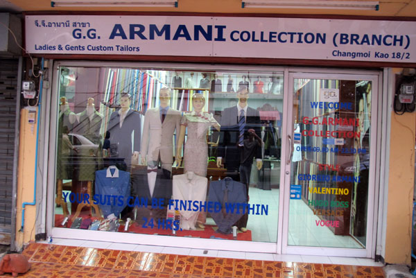 G.G. Armani Collection (Chang Moi Kao Rd)