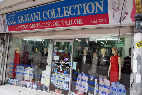 G.G. Armani Collections (Thapae Rd)