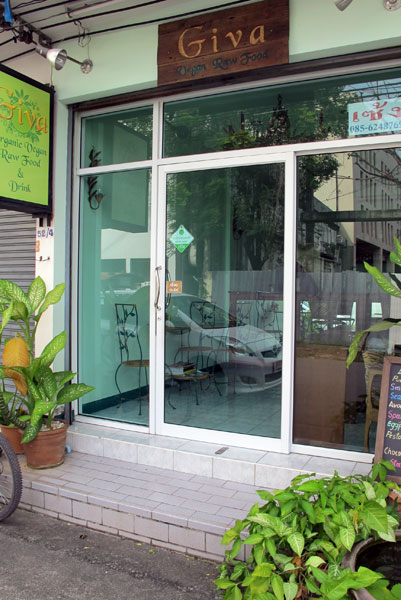 Giva Raw Food Restaurant