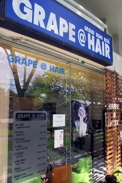 Grape @ Hair