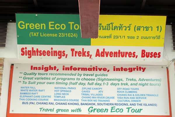 Green Eco Tour (Ratvithi Soi 2)