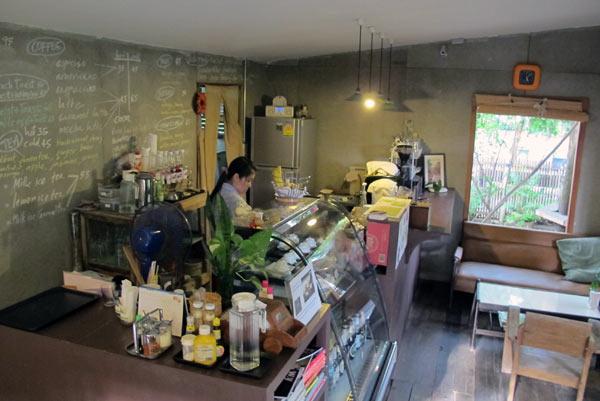 Green O'Clock Cafe