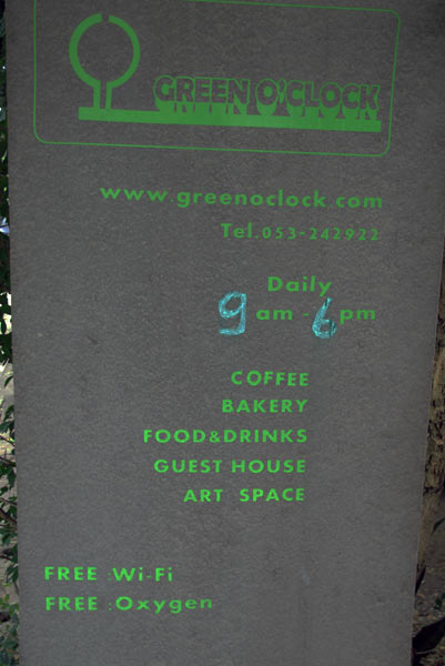 Green O'Clock Guesthouse