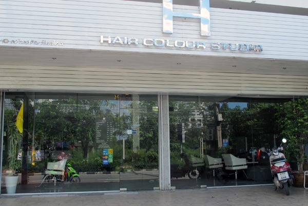H Hair Colour Studio