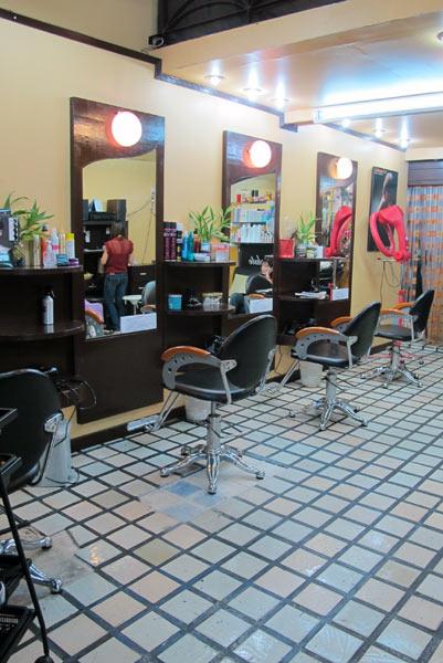 Hair Dresser Studio @Kad Suan Kaew