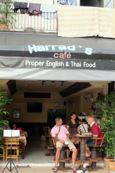 Harrad's Cafe