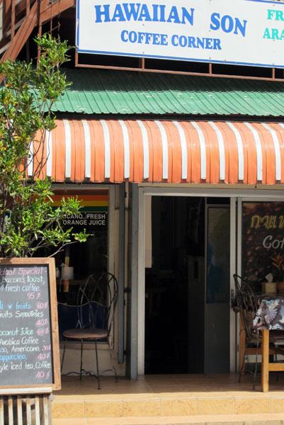 Hawaiian Son Coffee Corner
