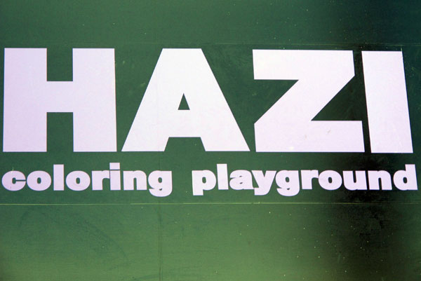 HAZI Coloring Playground