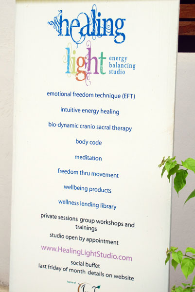 Healing Light Energy Balancing Center