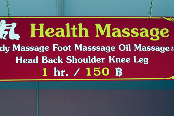 Pranom Health Massage